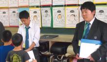 幼稚園から大学まで多彩な教育現場を訪問